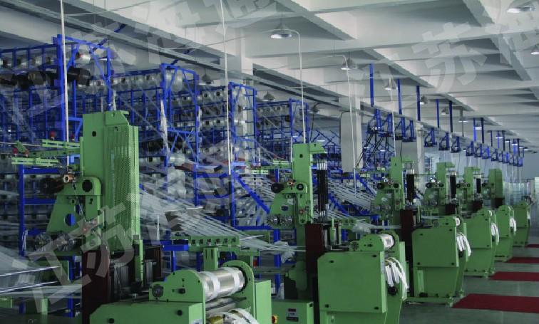 织带生产线